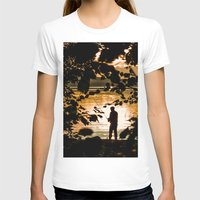 fishing T-shirts featuring Fishing by Svetlana Korneliuk