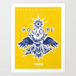 Legends of Hope: The 401 Art Print