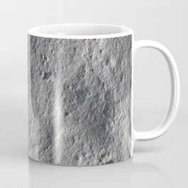 Rock Face Style Coffee Mug