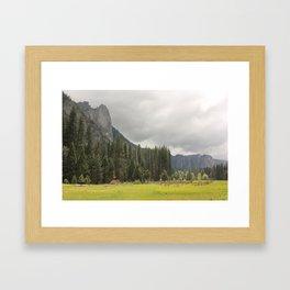Yosemite Valley 26 Framed Art Print