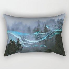 Whale Music Rectangular Pillow