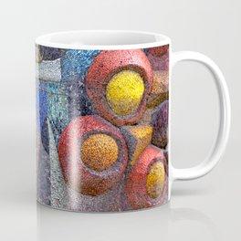 abstract mosaic Coffee Mug