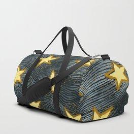 Glittering Stars Duffle Bag