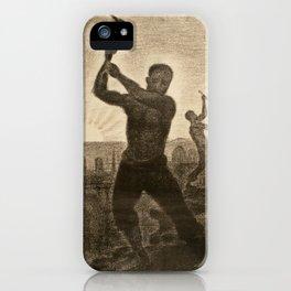 The Demolishers iPhone Case