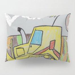 Spreading the LandFill Pillow Sham