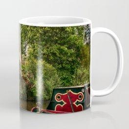 Church By The Oxford Canal Coffee Mug