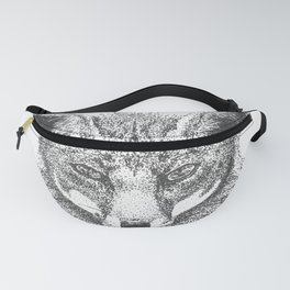 Skeptical Fox Fanny Pack