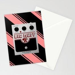 Big Muff Fuzz Stationery Cards