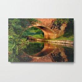 Sunlight Bridge Metal Print
