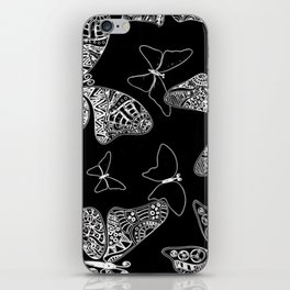 Buterfly iPhone Skin