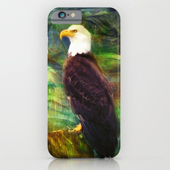 West Coast Eagle iPhone & iPod Case