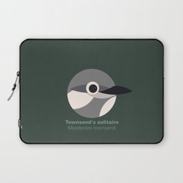 Townsend's solitaire Laptop Sleeve