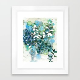 Beauty Of Chaos 1 Framed Art Print