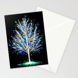 Design 134 Tree Stationery Cards