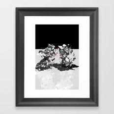 untwin grete Framed Art Print