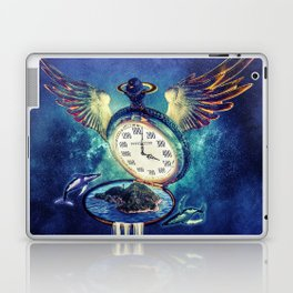 Hour Island Laptop & iPad Skin