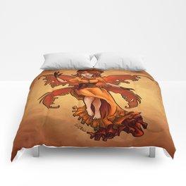Fall Fairy Comforters