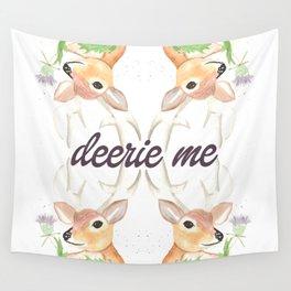 Deerie Me Wall Tapestry