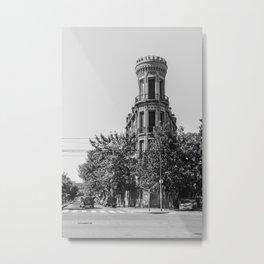 Barrio de la Boca. Buenos Aires. Metal Print