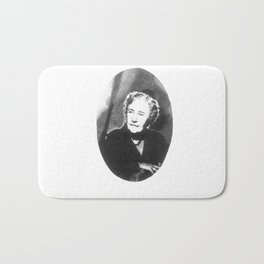 Agatha Christie Bath Mat