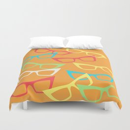 Becoming Spectacles Duvet Cover