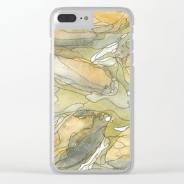 Eno River #11 Clear iPhone Case