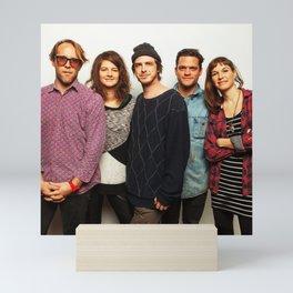Broncho Noisetrade Sampler 3 Mini Art Print