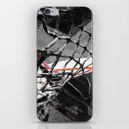 Takumipark basketball art vs 163 iPhone Skin