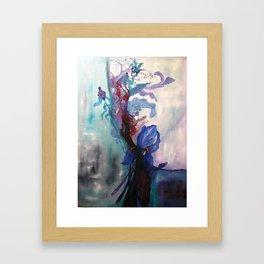 Le Bouquet Framed Art Print