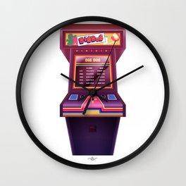 Dig Dug Madmax Wall Clock