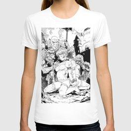 slaves princesses T-shirt