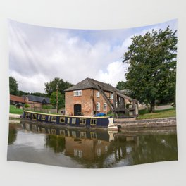 Burbage Wharf Wall Tapestry