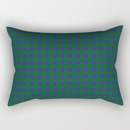 Barclay Tartan Plaid Rectangular Pillow