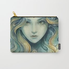 Snowqueen Carry-All Pouch