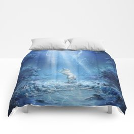 A wolf's tale Comforters
