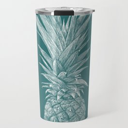 Pineapple : Le Canard Travel Mug