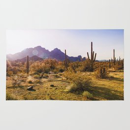 Organ Pipe National Monument #2 Rug