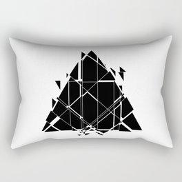Sci-Fi Triangle Rectangular Pillow