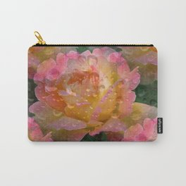 Raindrops On Roses Carry-All Pouch