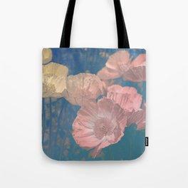 Capricious Tulips IV Tote Bag