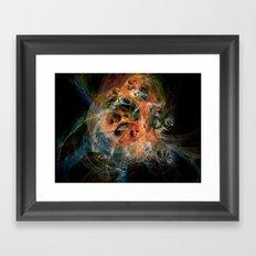 Fusium 6 Framed Art Print