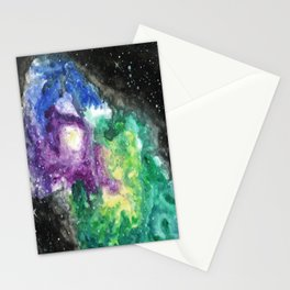 Galaxy Pukalukalavay Stationery Cards