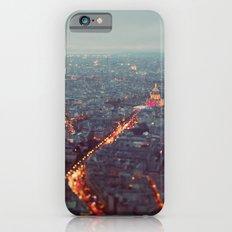 Blue Hour in Paris. iPhone 6s Slim Case