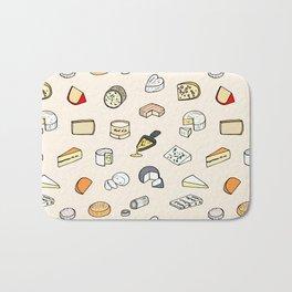 Cheese pattern Bath Mat