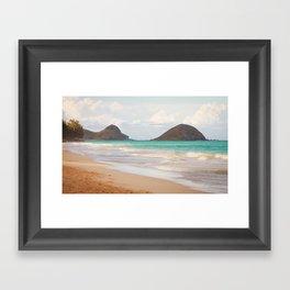 Serenity 1 Framed Art Print