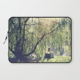 by the lake Laptop Sleeve
