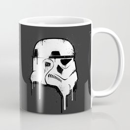 Stencil Trooper - Star Wars Coffee Mug