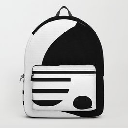 Moose Black Backpack
