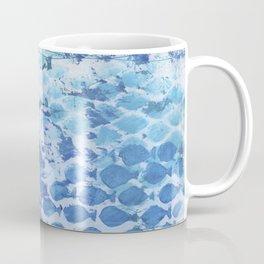 Grunge Aquatic Seascape Coffee Mug