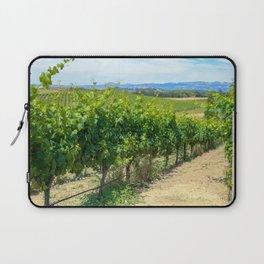 Wine Country Vines Laptop Sleeve
